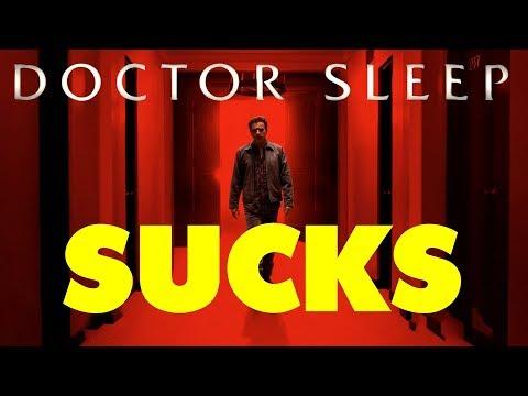Doctor Sleep Sucks