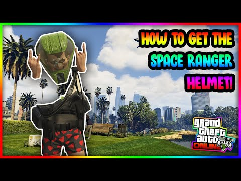 *NEW* HOW TO OBTAIN & SAVE SPACE RANGER HELMET! AFTER PATCH 1.50 (ALL CONSOLES)