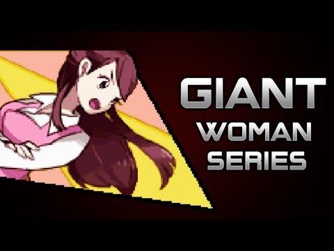GIANT WOMEN VS