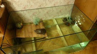 Донный фильтр в аквариуИнтересные под2 х скатная