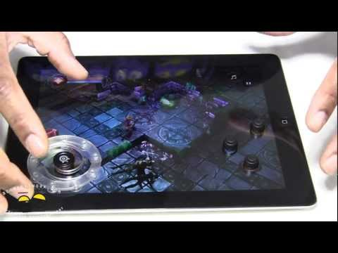 SteelSeries Free TouchScreen Gaming Controller