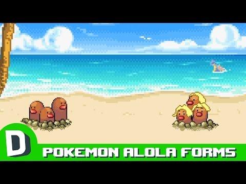 Pokémoni z Aloly