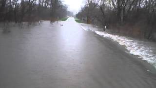 Warrenville (IL) United States  City new picture : Aurora Way, Warrenville, IL Flooding 4-18-2013