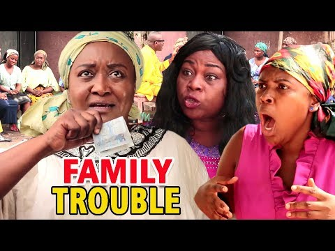 Family Trouble Season 1&2 - NEW MOVIE'' Ebelle Okaro & Nkechi Nweje 2020 Latest Nigerian Movie