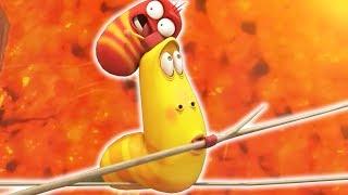 Video LARVA - LAVA CHALLANGE | Cartoon Movie | Cartoons For Children | Larva Cartoon | LARVA Official MP3, 3GP, MP4, WEBM, AVI, FLV September 2018
