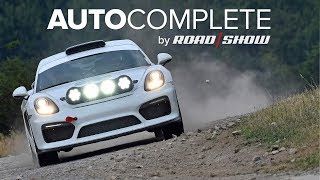 AutoComplete: Porsche built the rally-spec Cayman GT4 of our dreams by Roadshow