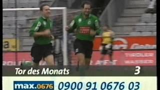 Ivica Vastic´ Traumtor gegen Austria Salzburg