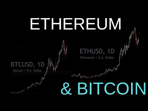Bitcoin & Ethereum Ultra Bullish Above $50K Nice Fake Out To Shake Out Weak Hands