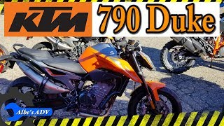 8. 2019 KTM 790 Duke first impression / review