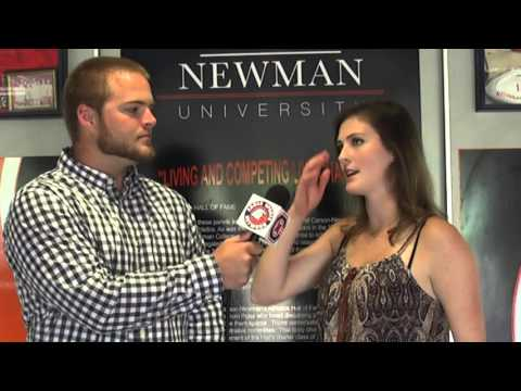 Carson-Newman Tennis: Jill Corsto All-SAC Interview 4-20-16