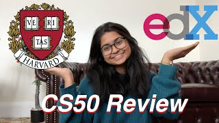 I tried Harvard University's FREE CS50: Introduction to Computer Science course | CS50 review 2020