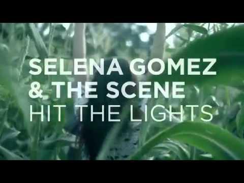 Selena Gomez & The Scene - Hit the Lights - Teaser 4