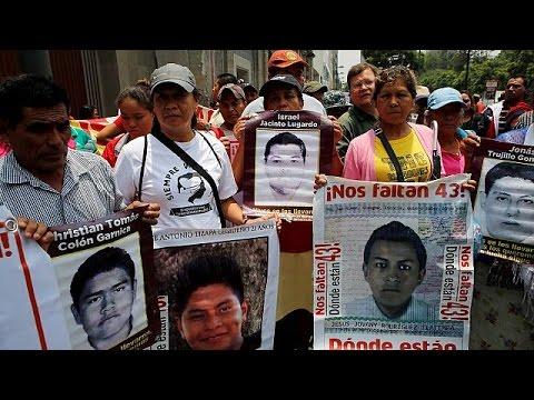 Μεξικό: Νέα δεδομένα στην υπόθεση των «43»