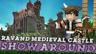Ravand Server | CASTLE MAZE? | Medieval Castles!
