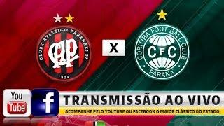 INSCREVA-SE EM NOSSO CANAL: http://bit.ly/2kWbfbT Após adiamento da partida, O Clube Atlético Paranaense e o Coritiba...