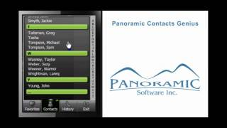 Nonton Panoramic Contacts Genius For Windows Mobile   Video Demo Film Subtitle Indonesia Streaming Movie Download