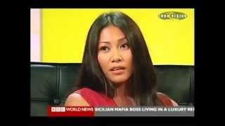 Video Mishal Husain Meets Anggun - BBC World News [Full Duration] MP3, 3GP, MP4, WEBM, AVI, FLV Februari 2019