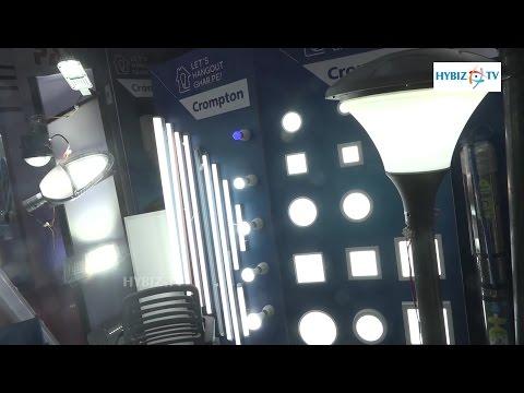 , Crompton Electricals-Electriexpo 2017 Hitex