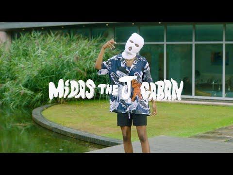 Midas The Jagaban - Party With A Jagaban (Official Music Video)
