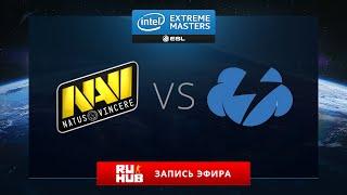 Na'Vi vs TempoS, game 1