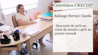 Psicóloga Solange Ferrari Cianfa - Convênios 167