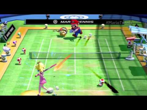 E3 2015: Mario Tennis Ultra Smash
