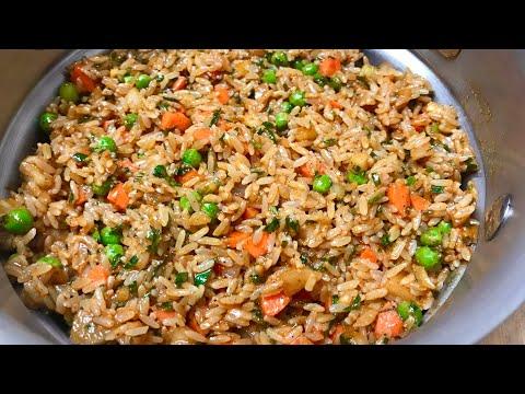 Vous allez adorer le Riz avec cette recette spéciale 👌😍 Pleine de goût🔝/ vegetables Rice recipe