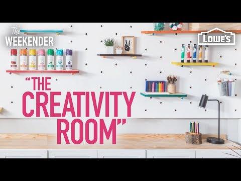 "The Weekender: ""The Creativity Room"" (Season 4, Episode 9)"