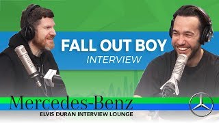 Video The Reason Why You're Going to Like Fall Out Boy's New Album 'Mania' | Elvis Duran Show MP3, 3GP, MP4, WEBM, AVI, FLV April 2018