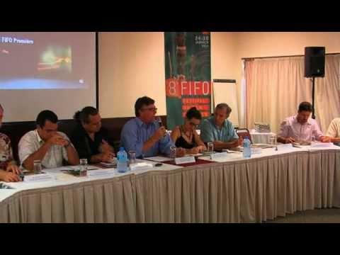 FIFO 2011 Conférence de Presse du 10 Janvier 2011