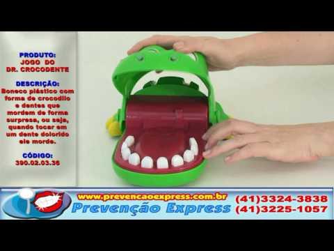 Jogo do Dr. Crocodente