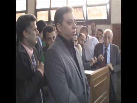 أحد قتلى  26 يوليو  شاهد رئيسي في  هروب مرسي