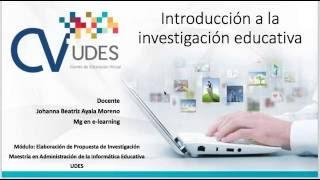 Download Lagu Introducción a la metodologia de la investigación en educación Mp3