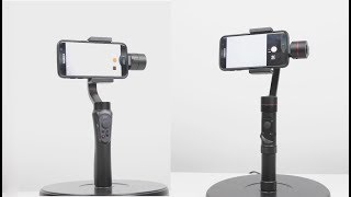 In this video I compare the Zhiyun Q and Zhiyun 3 gimbals.  For more videos subscribe to my channel. Information on the gimbals below.Zhiyun Smooth Q: http://amzn.to/2wovi9dZhiyun Smooth 3: http://amzn.to/2vyZOPYCharging Station: http://amzn.to/2voA48f