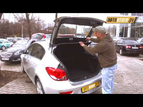 Тест chevrolet cruze hatchback снимок