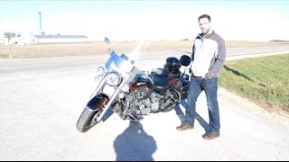 2. 2004 Yamaha Road Star 1700 Full Throttle Reviews - Vance & Hines Exhaust