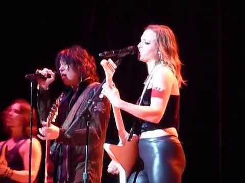 Halestorm & Tom Keifer