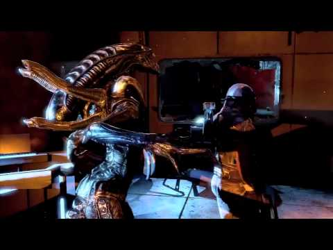 preview-Aliens: Colonial Marines \'Cinematic\' Trailer (GameZoneOnline)