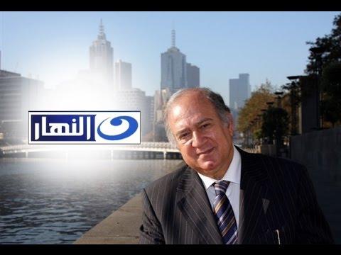حوار دكتور طارق حجى على قناة النهار اليوم بتاريخ 25/5/2016