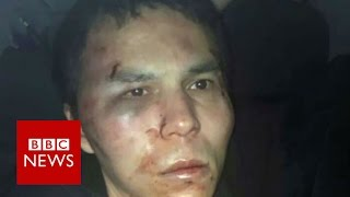 Istanbul Reina nightclub attack suspect 'trained in Afghanistan'  - BBC News full download video download mp3 download music download