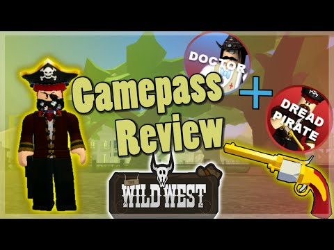Wild West - DreadPirate + Doctor Review/Guide (Roblox)