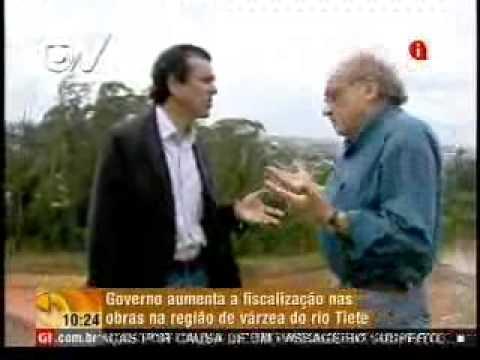 Vídeo: Globonews - 07/01/2010 - Em Cima da Hora - Governo aumenta fiscalização na várzea do Tieté