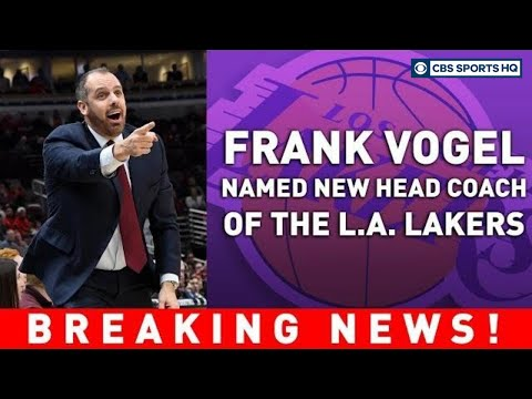 Frank Vogel is named head coach of the Los Angeles Lakers | CBS Sports HQ