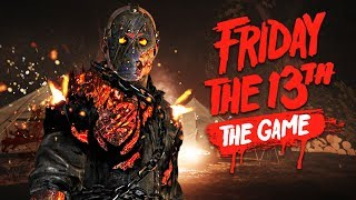 "Playing as Jason from Friday the 13th in the new Friday the 13th game! Friday the 13th: The Game with Typical Gamer!!► Subscribe for more daily, top notch videos!  ► http://bit.ly/SubToTG► Previous video! ► https://www.youtube.com/watch?v=9I-1jMdO0AM&index=11&list=PLF12pDRgJ2PauUazZG8cLoKvXJH81nI6TDescription of Friday the 13th: The Game on Steam: ""Jason is back! Jason Voorhees is unleashed and stalking the grounds of Camp Crystal Lake! Friday the 13th: The Game is one of the most highly-anticipated horror titles of all time. You will finally be able to take on the role as Jason Voorhees and Camp Crystal Lake counselors.""Check out and Subscribe to Samara's channel here: https://www.youtube.com/c/samararedwayJoin Team TG and subscribe today: http://bit.ly/SubToTGAdd me on Snapchat: https://www.snapchat.com/add/typicalsnapsFollow me on Twitter: https://www.twitter.com/typicalgamerFollow me on Instagram: https://www.instagram.com/typicalgamerytLike me on Facebook: https://www.facebook.com/typicalgamerLet's keep the comment section AWESOME to ensure everyone has a good time. Be sure to ignore or dislike negative or hateful comments. With your help, we can continue to build an awesome community! Thanks and enjoy!Subscribe for more daily, top notch videos! http://bit.ly/SubToTGIf you enjoyed the video & want to see more of the Friday the 13th Game, press that Like button!"