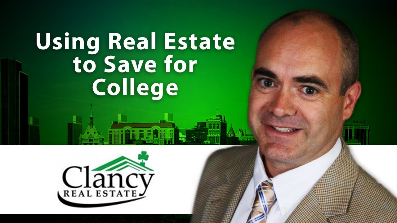 How Real Estate Investing Can Help Pay for College