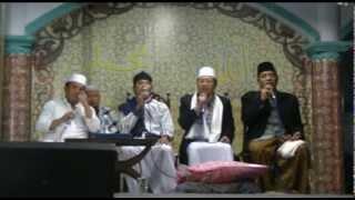Qori Terbaik KH. Mu'ammar ZA, KH. Mu'min AM, KH. Nanag Qosim, Abu Daud Hasyim (Al-Kiroom) Live