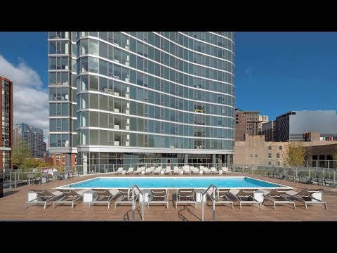 Tour the innovative amenities at the new 1001 South State apartments