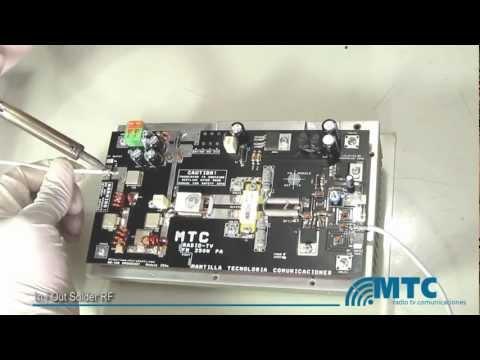 AMPLIFIER RF BROADCAST SET AMP300 FM 88 - 108 MHZ MODULE