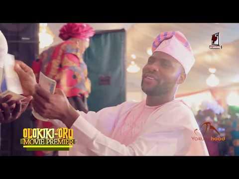 Olokiki Oru Movie Premiere (Part 2) Starring Odunlade Adekola, Femi Adebayo