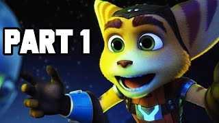 Nonton Ratchet And Clank Gameplay Walkthrough Part 1   Intro   Mission 1  Ps4 1080p Hd  Film Subtitle Indonesia Streaming Movie Download